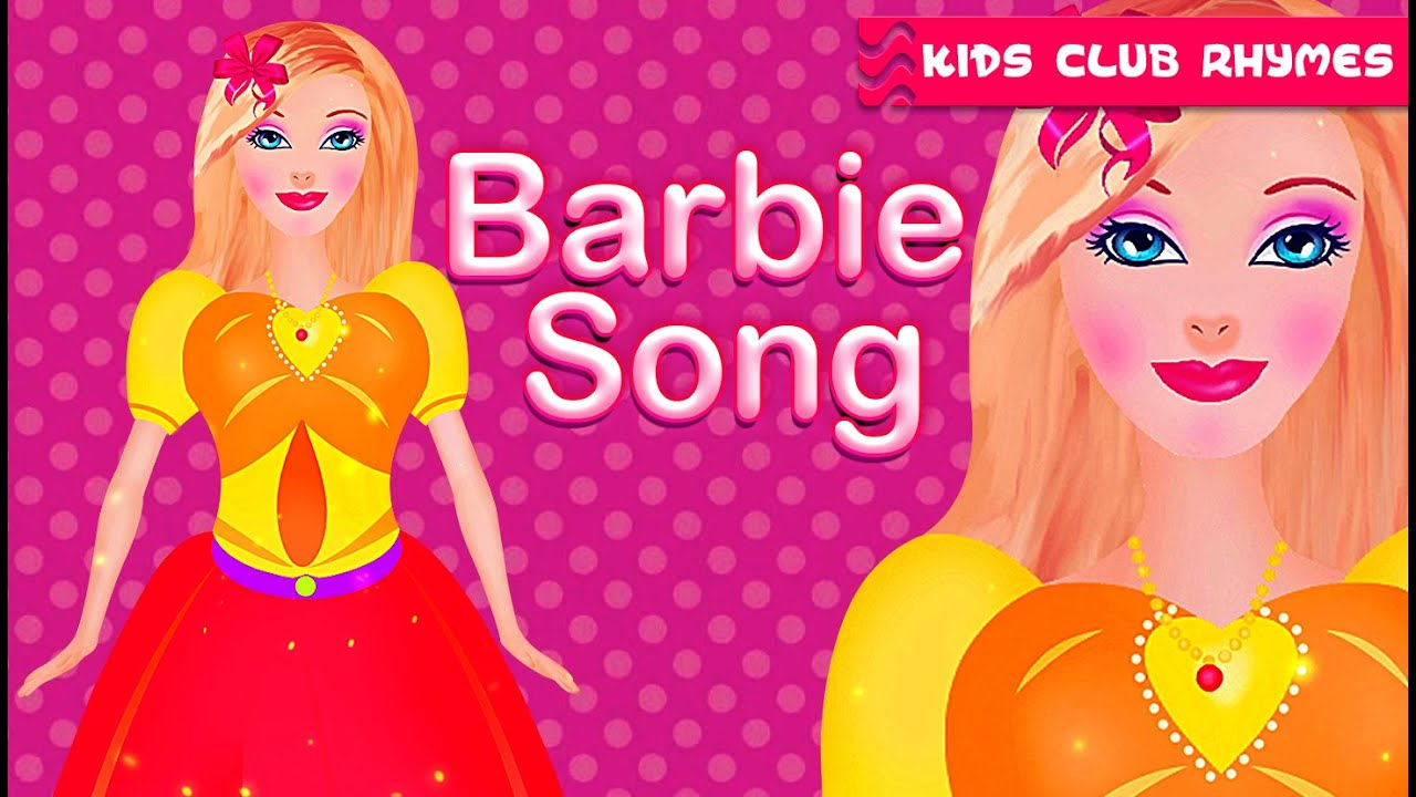 Барби стихи для детей