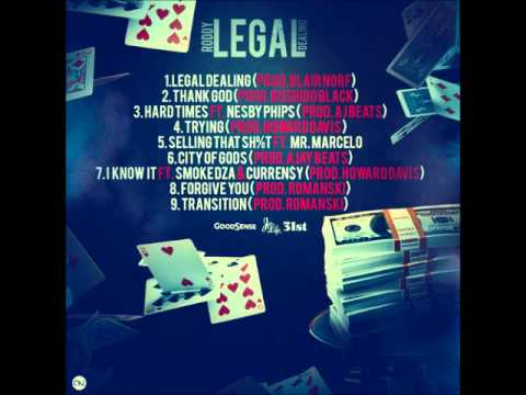Young Roddy   Legal Dealing 2014 Full Mixtape +download