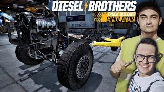 Szykuje Moje Pierwsze Auto!☠ Warsztat Braci Pierdollins! ✔ Diesel Brothers [#7] ✔MafiaSolecTeam