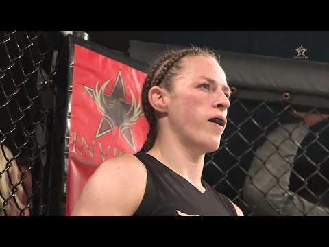 Invicta FC 29: Sarah Kaufman Post-Fight Interview