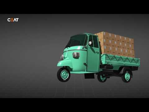 Thumbnail: CEAT TYRES - Small Commercial Vehicles