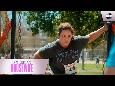 Mom Marathon - American Housewife
