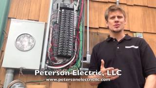 Electrical Service Change Upgrade & How Arc Fault Breakers Affect It, Littleton Electrician, CO