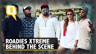 Chillin' & Freezin' With Team 'Roadies Xtreme' in Shillong