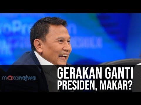 Mata Najwa Part 4 - Gara-Gara Tagar: Gerakan Ganti Presiden, Makar?