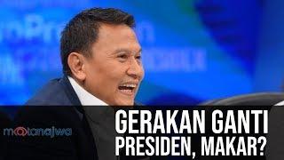Download Video Mata Najwa Part 4 - Gara-Gara Tagar: Gerakan Ganti Presiden, Makar? MP3 3GP MP4