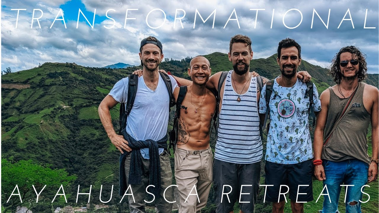 Ayahuasca Retreats for Men & Entrepreneurs ?The Chris Chiu Interview – The Peru Trip Experience