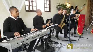 We Found Love - INSTRUMENTAL  Orquestra Som Triunfal