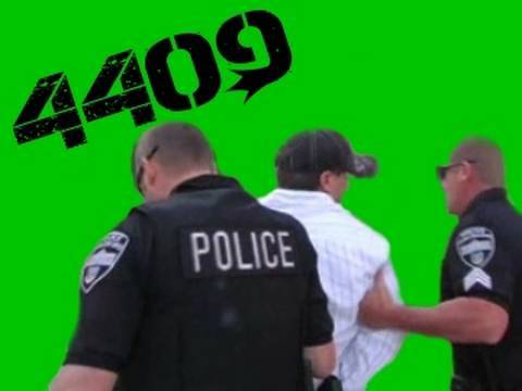 4409 -- Arrested over Arizona