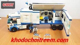 BOAE xếp máy bay bằng mảnh  ghép lego - đồ chơi lego dành cho con gái