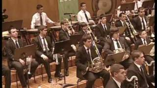 Ghost Train de Eric Whitacre. I. Ghost Train (Banda de Música Mpal. de Agolada)