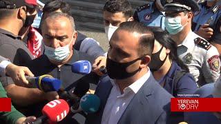 Դատավոր Մարտիրոսյանին Ծառուկյանի պաշտպանները ինքնաբացարկ են հայտնել