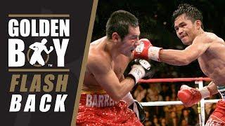 Golden Boy Flashback: Manny Pacquiao Vs. Marco A. Barrera II (FULL FIGHT)