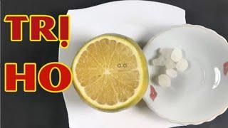 Học người Nhật mẹo chữa tận gốc bệnh ho khan, ho có đờm chỉ với 1 quả cam