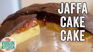 Jaffa Cake Cake Recipe