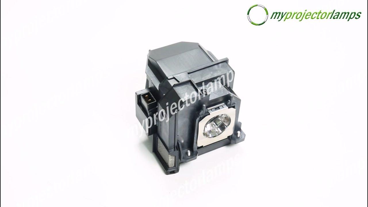 ELPLP80 V13H010L80 Lamp Module for EPSON BrightLink 585Wi 595Wi 1420Wi 1430Wi
