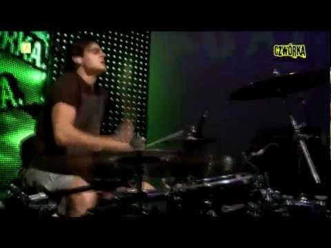 Luxtorpeda - Hymn (Live Czwórka 2013)