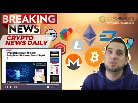Crypto Exchanges Are At Risk  [ CryptoCurrency News // Crypto Altcoin News ]]