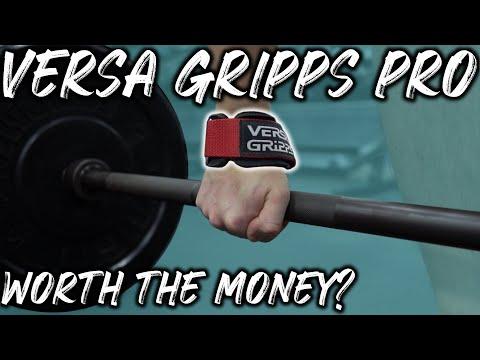 Versa Gripps Pro (THE DEFINITIVE Versa Gripps Review)