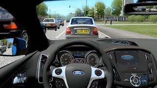 City Car Driving   Ford Focus St Mk3   Download Link