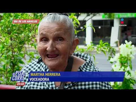 La Abuelita, Martha Herrera García, Pide Que Le Regresen Su Puesto | De Pisa Y Corre