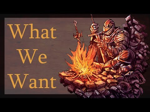 What We Want From Dark Souls: Remastered