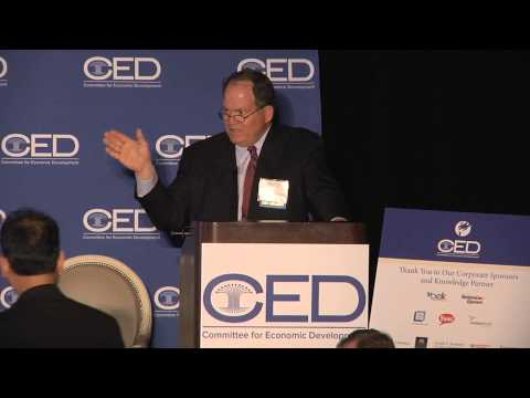 CED's 2015 Spring Policy Conference: Keynote Remarks by Ed Rust on Workforce Competitiveness