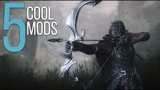 5 Cool Mods - Episode 19 - Skyrim: Special Edition Mods (PC/Xbox One)