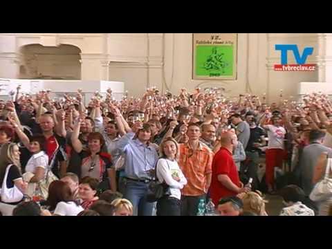 Guinessův rekord - Valtické vinné trhy 2009 - 1.část