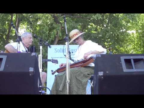 Liberty and Give Me The Roses at Uncle Dave Macon Days 2014
