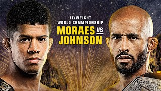 Adriano Moraes vs. Demetrious Johnson: ONE on TNT I (FULL MATCH)