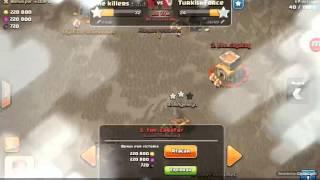 Clash of clans LA dulce victoria