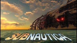 GETTING TO THE AURORA!! | Subnautica [6]
