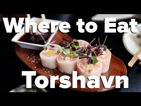 Where to Eat in Torshavn, Faroe Islands