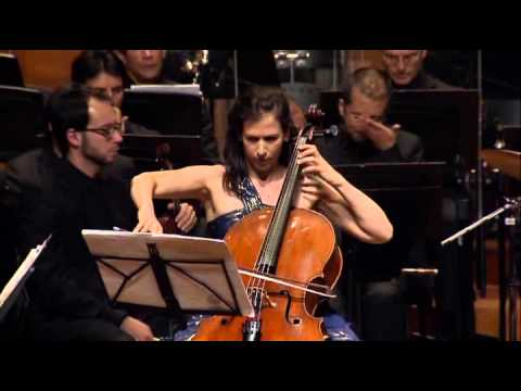Inbal Segev performs Avner Dorman's Cello Concerto with Orquesta Sinfónica Nacional de Colombia