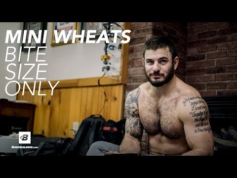 MiniWheats, Bite Size ONLY  Mat Fraser: The Making of a Champion  Part 9