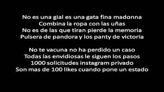 Farruko Ft De La Ghetto - No Es Una Gial (Letra) ✓