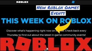 (Roblox) Memorial Day Week {EVENT}!!