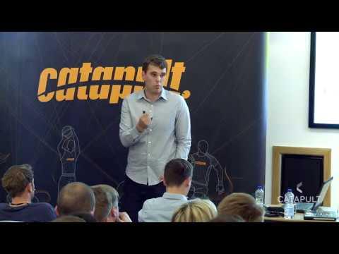 Catapult Workshop: Steve Barrett (Hull City Tigers)
