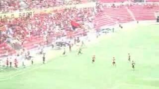 Sport 8x0 Serrano (1º Gol, Luizinho Neto)