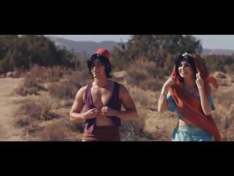 Arabian Nights - Aladdin (Cover)