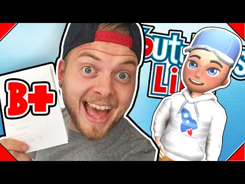 NAILED THE TEST! - YOUTUBERS LIFE! #1 - | Gameplay |