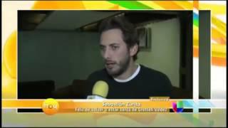 Sebastián Zurita confirma separación de Macarena Achaga