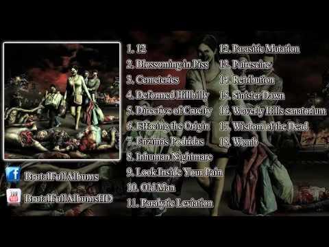 Brutal Full Albums - Brutal Death Metal & Slamming Brutal Death Metal (COMPILATION 2013/HD)