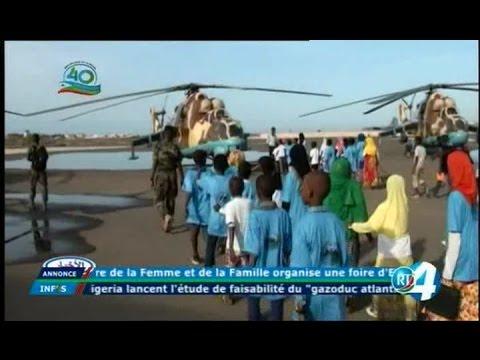 Télé Djibouti Chaine Youtube : JT Somali du 16/05/2017