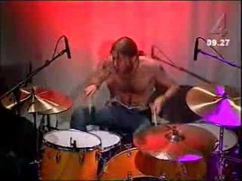 Backyard Babies - Brand New Hate/LIVE - Nyhetsmorgon TV4