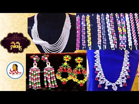 Luxurious Designer Collection Of Platinum , Gold Jewellery | Fasion Trends | Navya | VanithaTV