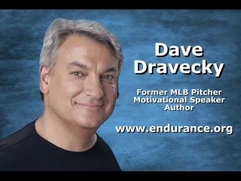 Interview with Dave Dravecky, Former MLB Pitcher, Author, and Speaker