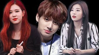"Kpop Idols With ""Well-Balanced"" Singing and Dancing Skills"