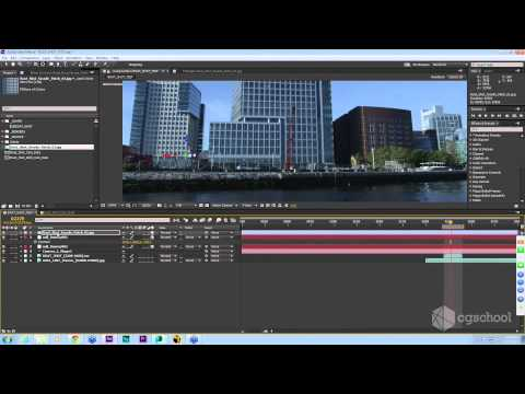 Advanced Architectural Visualization - 3D Tracking with PF Track, NukeX, 3ds Max and After Effects